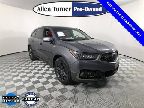 2020 Acura MDX for sale at Allen Turner Hyundai in Pensacola FL
