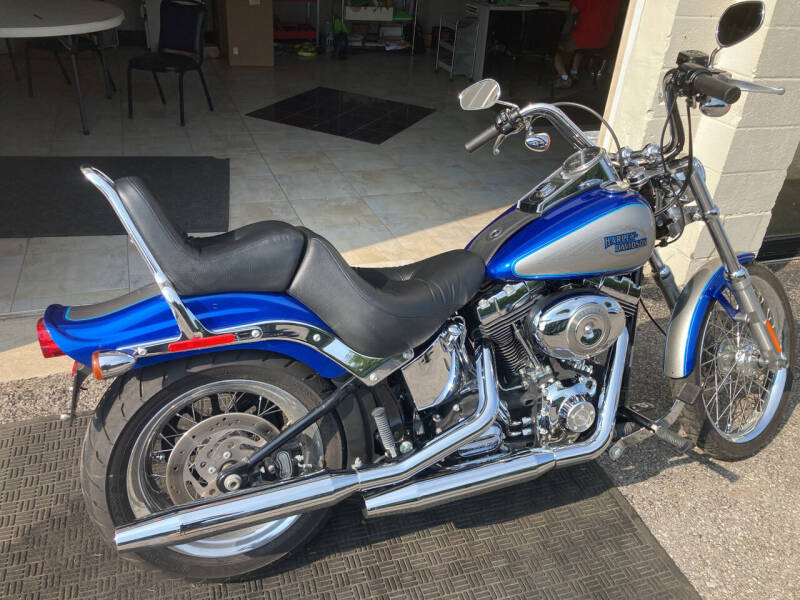 2009 Harley Davidson? softail? for sale at Ogden Auto Sales LLC in Spencerport NY
