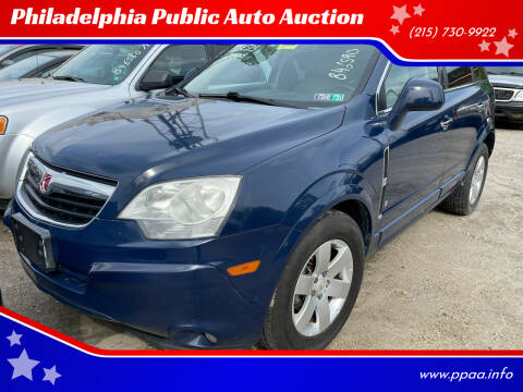 2009 Saturn Vue for sale at Philadelphia Public Auto Auction in Philadelphia PA