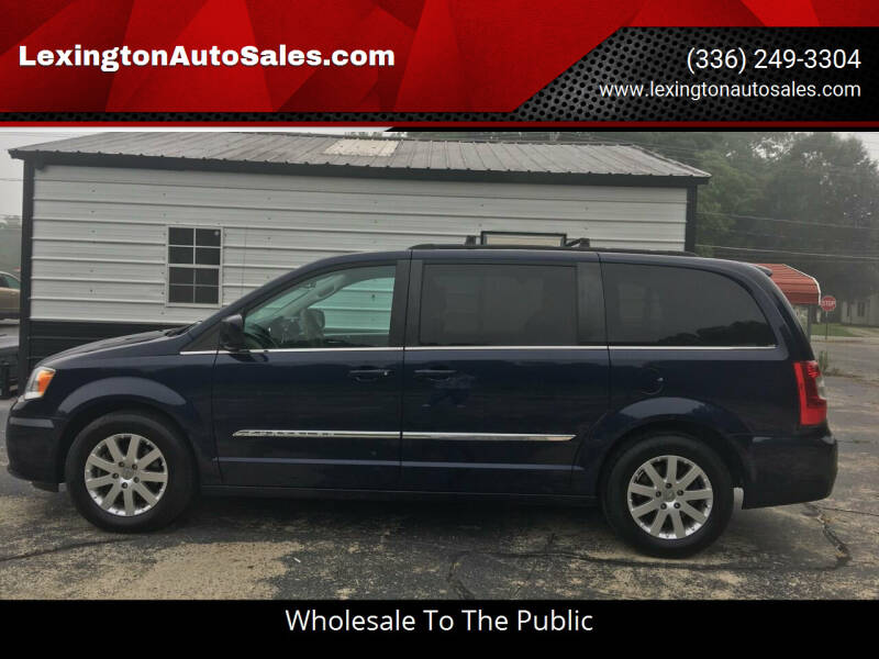 2016 Chrysler Town and Country for sale at LexingtonAutoSales.com in Lexington NC