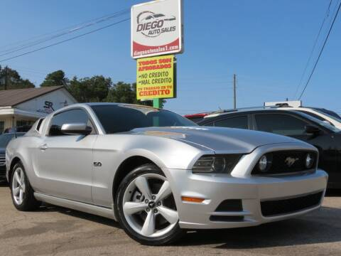 2014 Ford Mustang for sale at Diego Auto Sales #1 in Gainesville GA
