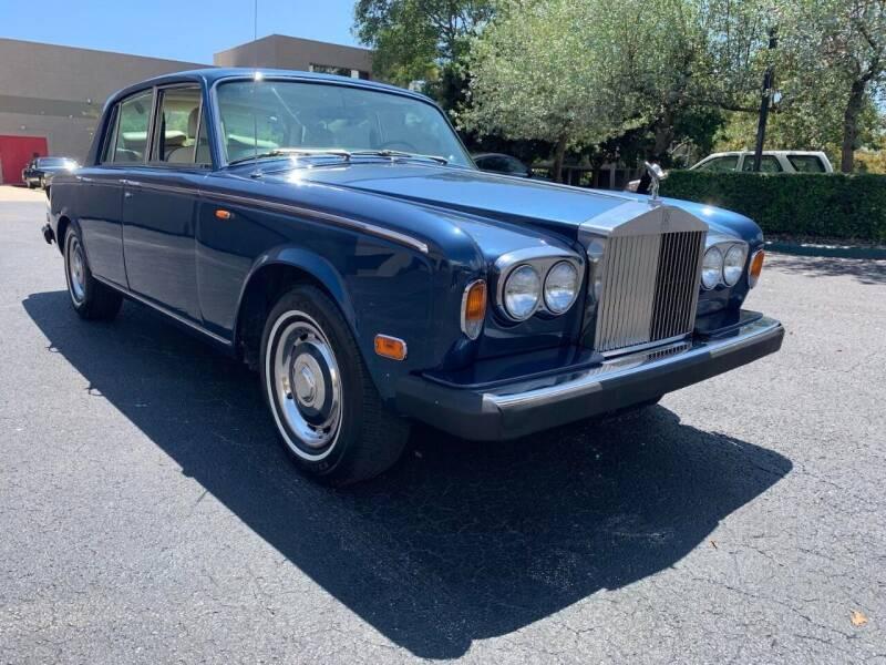 1974 Rolls-Royce Silver Shadow for sale in Boca Raton, FL
