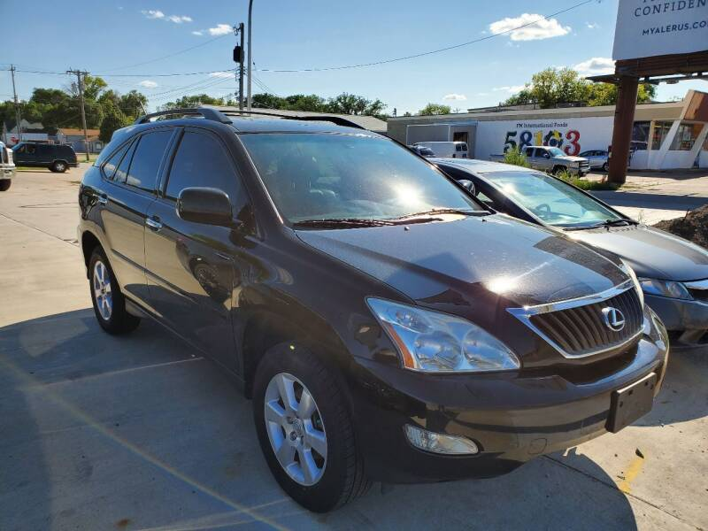 2008 Lexus RX 350 for sale at GOOD NEWS AUTO SALES in Fargo ND
