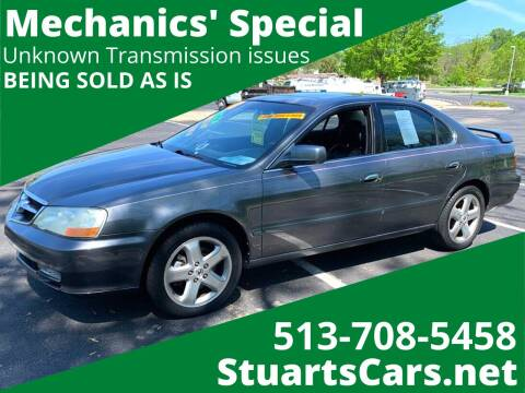2003 Acura TL for sale at Stuart's Cars in Cincinnati OH