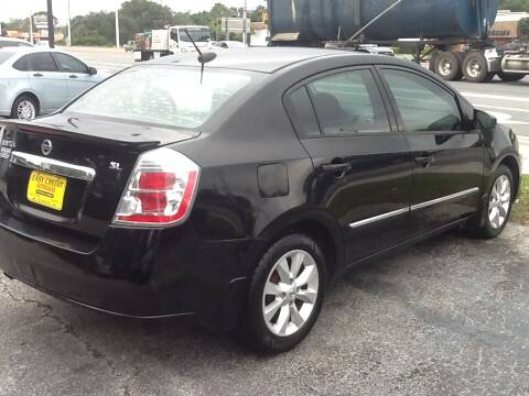 2011 Nissan Sentra for sale at Easy Credit Auto Sales in Cocoa FL