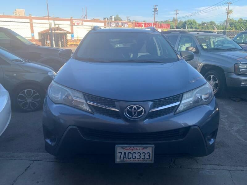 2013 Toyota RAV4 for sale at Aria Auto Sales in El Cajon CA