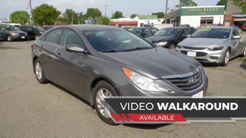2013 Hyundai Sonata for sale at RVA MOTORS in Richmond VA