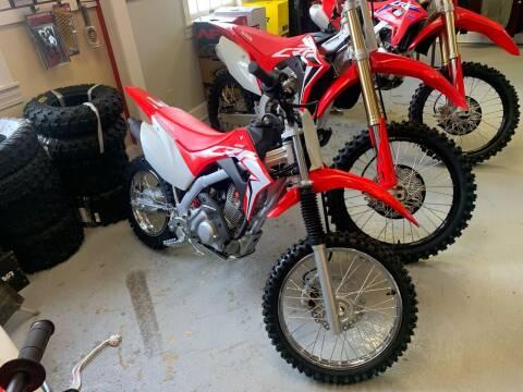 2021 Honda CRF125F for sale at Dan Powers Honda Motorsports in Elizabethtown KY