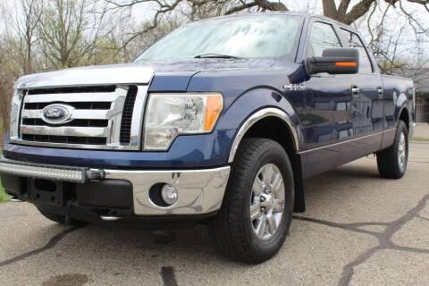 2009 Ford F-150 for sale at S & L Auto Sales in Grand Rapids MI