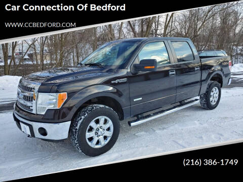2014 Ford F-150 for sale at Car Connection of Bedford in Bedford OH