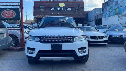 2014 Land Rover Range Rover Sport for sale at TJ AUTO in Brooklyn NY