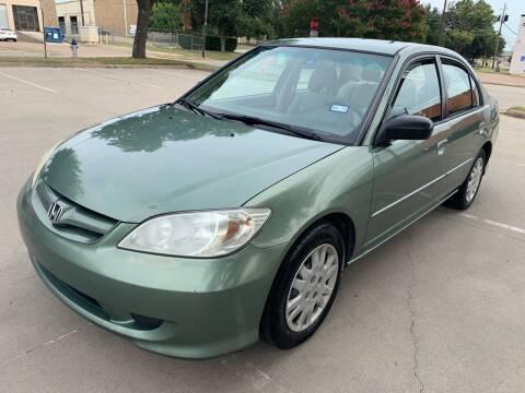 2004 Honda Civic for sale at Sima Auto Sales in Dallas TX