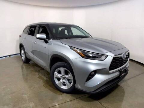 2021 Toyota Highlander Hybrid for sale at Smart Motors in Madison WI