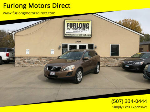 2010 Volvo XC60 for sale at Furlong Motors Direct in Faribault MN