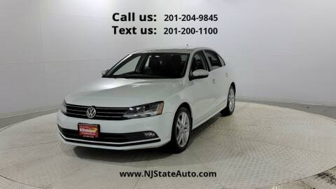 2017 Volkswagen Jetta for sale at NJ State Auto Used Cars in Jersey City NJ
