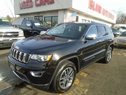 2019 Jeep Grand Cherokee for sale at Island Auto Buyers in West Babylon NY