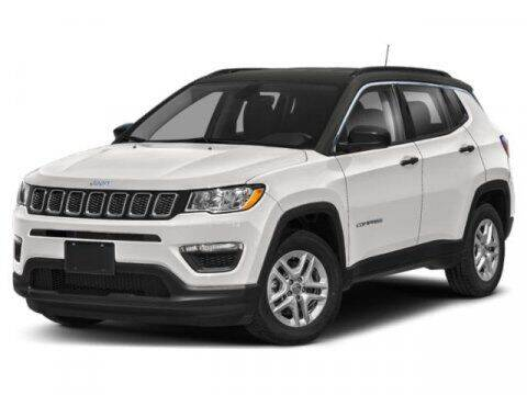 2020 Jeep Compass for sale at Stephen Wade Pre-Owned Supercenter in Saint George UT
