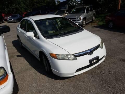 2006 Honda Civic for sale at Buy For Less Motors, Inc. in Columbus OH