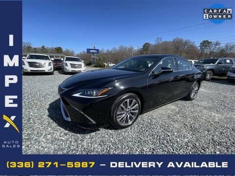 2021 Lexus ES 250 for sale at Impex Auto Sales in Greensboro NC