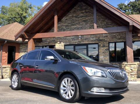 2016 Buick LaCrosse for sale at Auto Solutions in Maryville TN