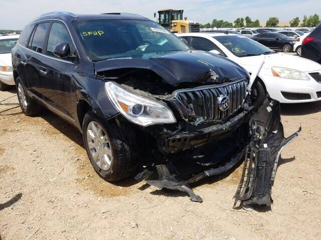 2015 Buick Enclave for sale at Varco Motors LLC - Builders in Denison KS
