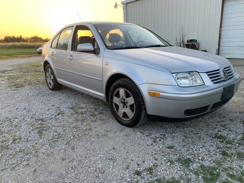 2002 Volkswagen Jetta for sale at Nice Cars in Pleasant Hill MO