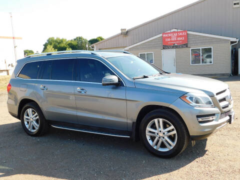 2015 Mercedes-Benz GL-Class for sale at Macrocar Sales Inc in Akron OH
