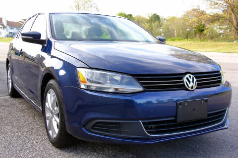 2014 Volkswagen Jetta for sale at Prime Auto Sales LLC in Virginia Beach VA