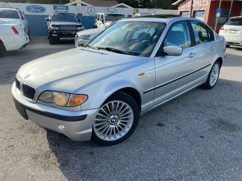 2003 BMW 3 Series for sale at CHECK  AUTO INC. in Tampa FL