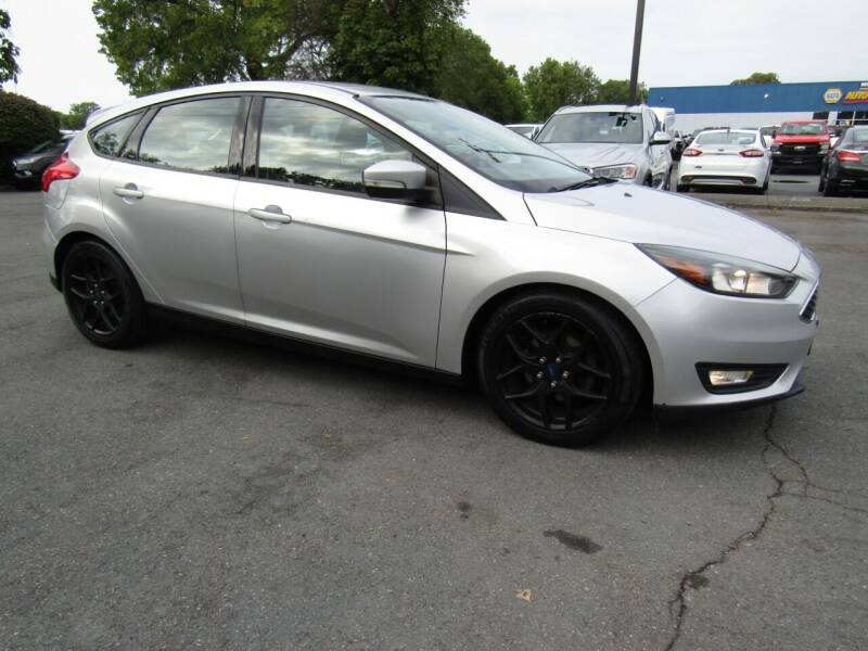 2015 Ford Focus for sale at 2010 Auto Sales in Troy NY