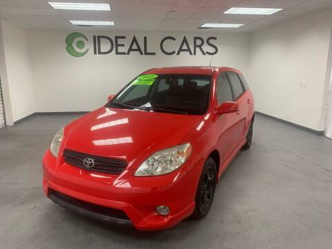 2005 Toyota Matrix for sale at Ideal Cars Atlas in Mesa AZ