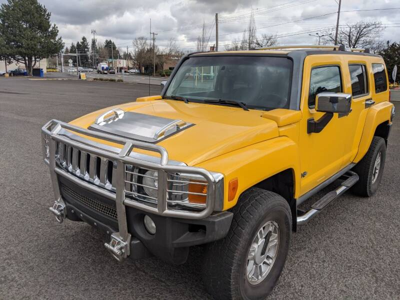 2006 HUMMER H3 for sale at Teddy Bear Auto Sales Inc in Portland OR