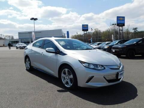 2018 Chevrolet Volt for sale at Radley Cadillac in Fredericksburg VA
