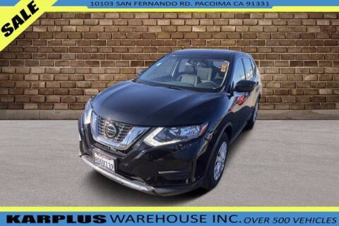 2018 Nissan Rogue for sale at Karplus Warehouse in Pacoima CA