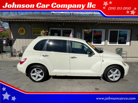 2007 Chrysler PT Cruiser for sale at Johnson Car Company llc in Crown Point IN
