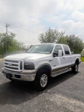 2005 Ford F-250 Super Duty for sale at Rons Auto Sales in Stockdale TX