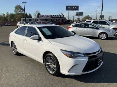 2017 Toyota Camry for sale at Maxx Autos Plus in Puyallup WA