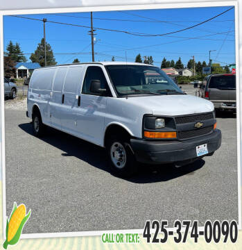 2015 Chevrolet Express Cargo for sale at Corn Motors in Everett WA
