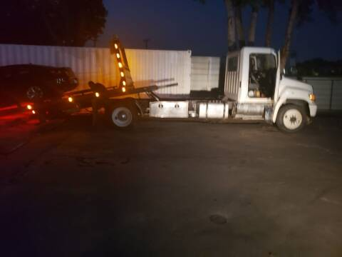 2016 Hino 268A for sale at DFW AUTO FINANCING LLC in Dallas TX