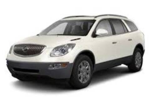 2010 Buick Enclave for sale at Tonys Auto Sales Inc in Wheatfield IN