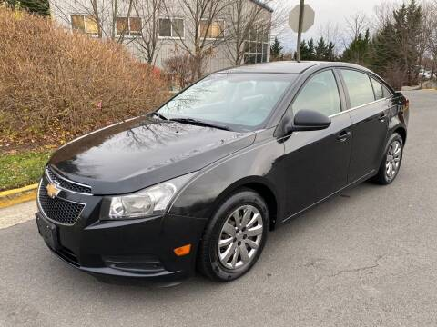 2011 Chevrolet Cruze for sale at Dreams Auto Group LLC in Sterling VA
