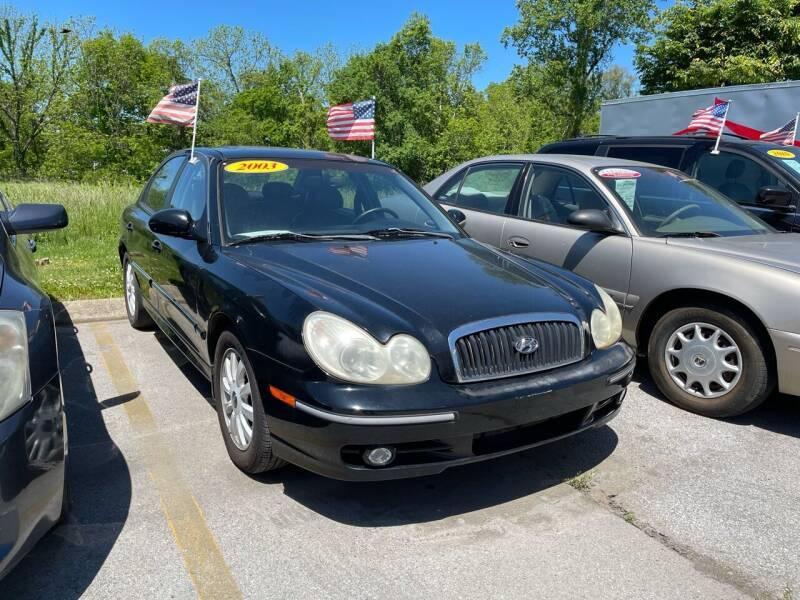 2003 Hyundai Sonata for sale in Pleasant View, TN