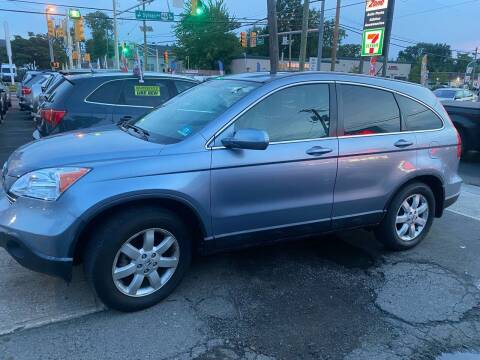 2007 Honda CR-V for sale at GRAND USED CARS  INC in Little Ferry NJ