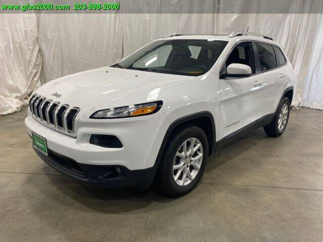 2016 Jeep Cherokee for sale at Green Light Auto Sales LLC in Bethany CT