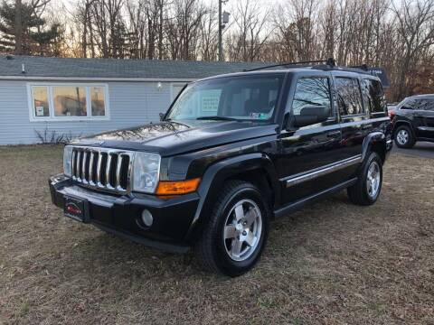 2010 Jeep Commander for sale at Manny's Auto Sales in Winslow NJ