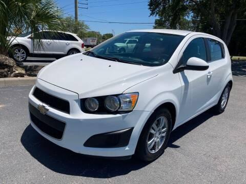 2015 Chevrolet Sonic for sale at Top Garage Commercial LLC in Ocoee FL
