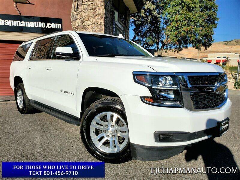 2019 Chevrolet Suburban for sale in Salt Lake City, UT