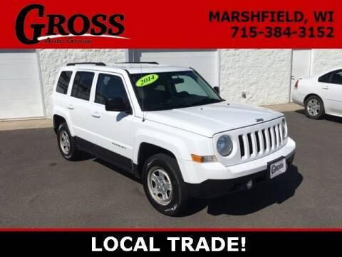 2014 Jeep Patriot for sale at Gross Motors of Marshfield in Marshfield WI