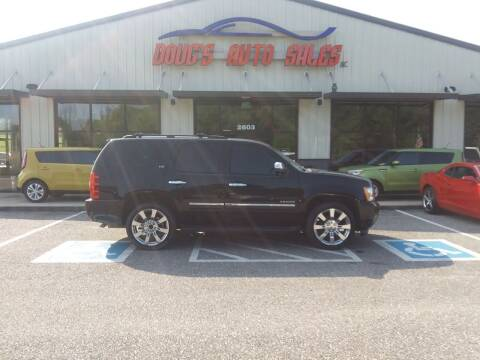 2011 Chevrolet Tahoe for sale at DOUG'S AUTO SALES INC in Pleasant View TN