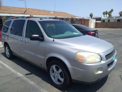 2005 Chevrolet Uplander for sale at Car Spot in Las Vegas NV